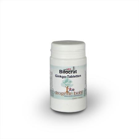 Bilocrat_Ginkgo-Tabletten