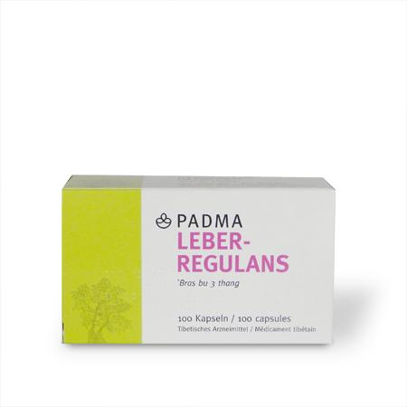 Padma-Leber-Regulans